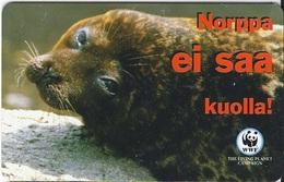 FINLAND - WWF - RINGED SEAL - 10.000EX - Finland