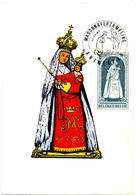 PK - Devotie -  Madonna Verzameling Antwerpen - 1967 - Eeuwfeest Kroning OLVr Virga Jesse Hasselt - Vierge Marie & Madones