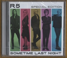 CD R5 SOMETIME LAST NIGHT SPECIAL EDITION  BONUS TRACKS NEUF SOUS BLISTER & RARE - Rock