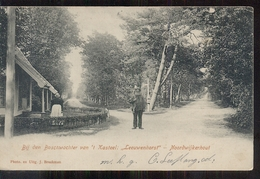 Noordwijkerhout - Leeuwenhorst Kasteel Boschwachter - 1900 - Autres
