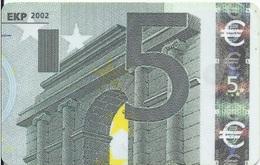 FINLAND - 5 EURO BANKNOTE - 08.02 - 5000EX - Finland