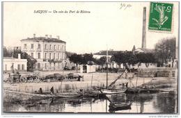17 SAUJON - Un Coin Du Port De Riberou - Saujon