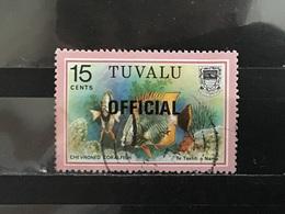 "Tuvalu - Vissen ""Official"" (15) 1979 - Tuvalu"