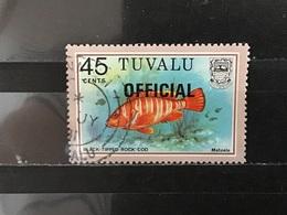"Tuvalu - Vissen ""Official"" (45) 1981 - Tuvalu"