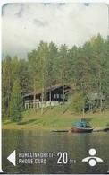 FINLAND -  Sulkavan Kurssikeskus 10v - 2000EX - Finland