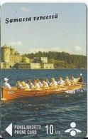 FINLAND -  ROWING - 3000EX - Finland
