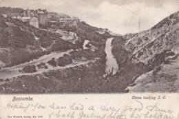 AO76 Boscombe, Chine Looking S.E. - 1904 Postcard - England