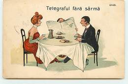 Telegraful Fara Sârma - Roumanie