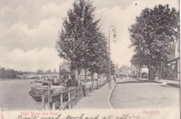 AO76 High Street And River, Kingston - London Suburbs