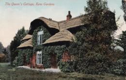 AO76 The Queen's Cottage, Kew Gardens - London Suburbs