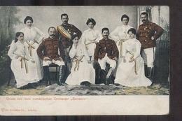 Roemenië Romania - Rumanischen Orchester Senescu - 1909 - Roumanie