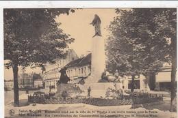 SINT NIKLAAS / MONUMENT 1914-18 - Sint-Niklaas
