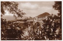 AS50 Taormina, Hotel S. Domenico - RPPC - Messina