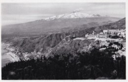 AS50 Taormina, Panorama - RPPC - Messina