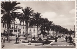 AS50 Messina, Viale Principe Amedeo - RPPC - Messina