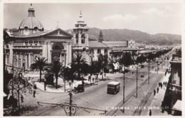 AS50 Messina, Viale Garibaldi - RPPC - Messina