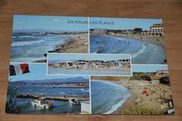 10697     COTE D'AZUR,  SIX FOURS LES PLAGES - Six-Fours-les-Plages