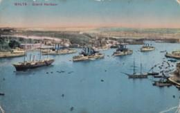 AS50 Malta, Grand Harbour - Malta