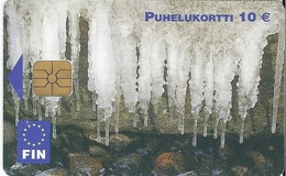 FINLAND -   Jääpuikot - Icicles  - 20000EX - Finland