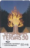 FINLAND -    Tervas 1990 - 25000EX 2FINB - Finland