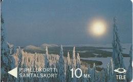FINLAND -    Winterview From Koli - 50000EX - 3FINA - Finland