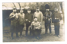 BORNEM Duitse Bezetting Duitse Soldaten Verkleed Als Rijkswachters Soldats Allemands Deguise En Gendarme - Bornem