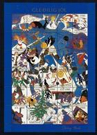 Féroé 1988 Sheet MNH - Jol / Christmas / Kerstmis / Loël / Weihnachten - Féroé (Iles)
