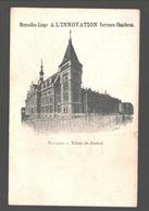 Verviers - Palais De Justice - Publicité A L'Innovation  Bruxelles - Liège - Verviers - Charleroi - Dos Simple - Verviers