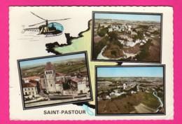 CPSM (Ref: Z2059) SAINT-PASTOUR   (47 LOT & GARONNE)  MULTI VUES - France