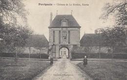 Pontgouin.  Chateau De La Rivière, Entrée - Other Municipalities