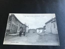 6795 - ST NIZIER LE BOUCHOUX La Place - 1922 - France