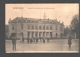 Verviers - Local De La Société D'Harmonie - Animation - Verviers
