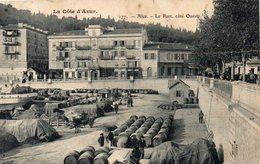 Nice Le Port Coté Ouest - Transport Maritime - Port