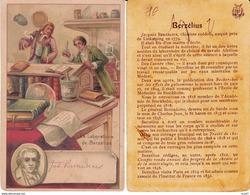 CPA CHROMOS. Histoire. Le Laboratoire De Berzélius. ...Z173 - Cromo