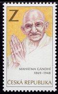 Czech Republic - 2019 - Mahatma Gandhi - 150th Birthday Anniversary - Mint Stamp - Czech Republic