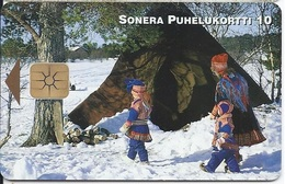 FINLAND -    THE LAPPS - 3000EX - - Finland