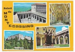 03043  SALUTI DA MONTECASSINO - Italia