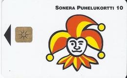 FINLAND -    JOKERIT FAN CLUB - 3000EX - - Finland