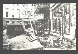 Verviers - Le Vieux Verviers - Place De L'Harmonie, Catastrophe De Tramway 17 Mai 1913 - Verviers