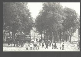 Verviers - Le Vieux Verviers - Place Des Minières - Publicité Bureau Roël, Courtage En Assurances - Verviers