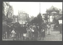 Verviers - Le Vieux Verviers - Place Verte - Publicité Bureau Roël, Courtage En Assurances - Verviers