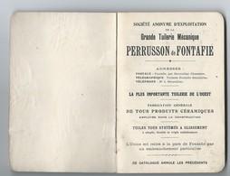 Perruson De Fontaine  ( Tuilerie Mécanique.Charente ) - Bricolage / Tecnica