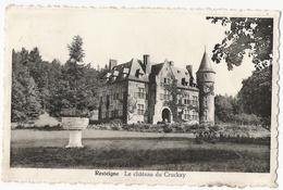 Resteigne - Château De Cruckay - Circulé - Edit. Mme Martin, Resteigne Photo Dessart 528 - Tellin