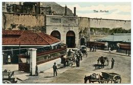 GIBRALTAR : THE MARKET - Gibraltar