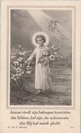 Ludo Magdalena Medard Van Buynder-temse 1949-1953 - Devotion Images