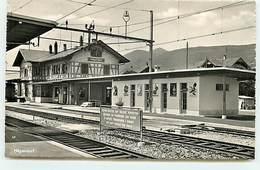 Gare HÄGENDORF - Bahnhof - SO Soleure