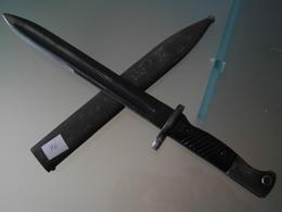 Baionnette Mauser MK-IA Israélienne - Messen