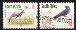 SUD AFRICA - 1998 - FAUNA - USATI - Sud Africa (1961-...)