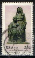 SUD AFRICA - 1992 - MONUMENTO ALLE DONNE - SCULTURA DI ANTON VAN WOUW - USATO - Usati
