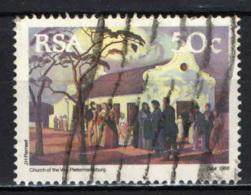 SUD AFRICA - 1988 - The Great Trek, 150th Anniv - USATO - Usati
